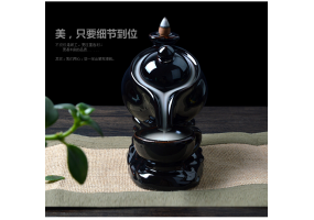 Backflow Incense Burner - Blessing Teapot (C012)