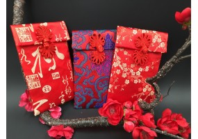 Red Packet - Fabric Material - (A004-A006)