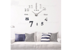 Home Fashion/Stylish DIY Wall Clock (E001)