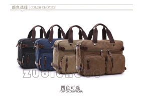 ZLD 3 in 1 Stylish Laptop Bag  / Business Bag / Travel Bag - (B001)