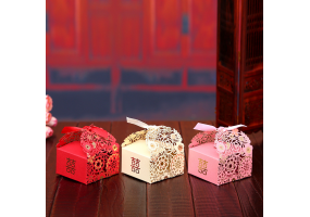 Wedding Candy Gifts Box / Door Gifts - (W026)