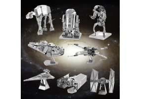 Piecefun 3D Metal Puzzle DIY Laser Cut Model - Star wars Series - (H003)
