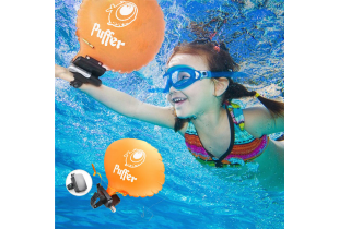 Puffer Wristband Water Buoyancy Rescue Floating Device  (S005)