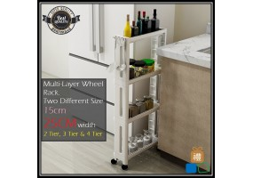 Multi-Layer Home Storage Rack 2 Tier 3 Tier 4 Tier (M & L Size)