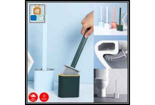 Creative Toilet Crevice Brush Nordic Style Toilet Cleaning No Dead Angle Cleaning Tool/Berus Tandas/马桶刷