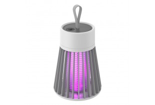 2000 MAh Mini Rechargeable Portable 5w 2 in 1 Electric Mosquito Insect Killer Trap Lamp LED Light Bug Zapper Pest Control
