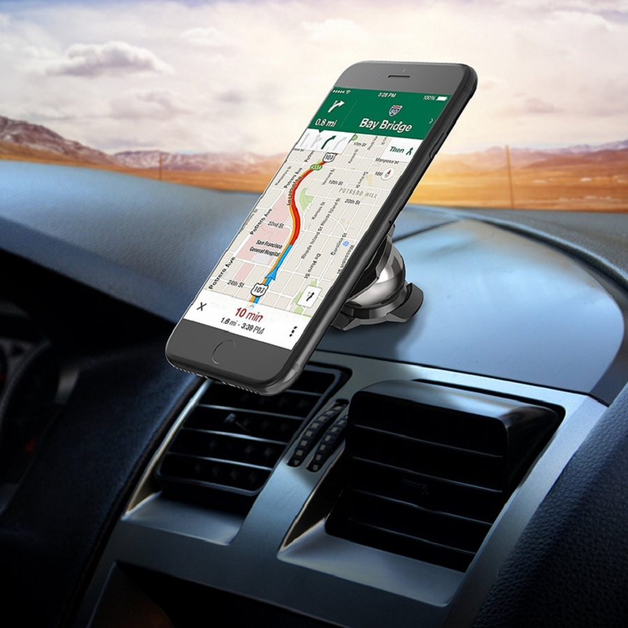 Universal  Dashboard Magnetic Car Phone Holder with a Super Strong Magnet