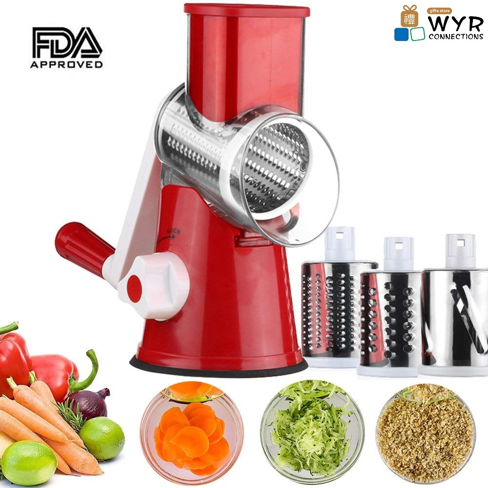 Vegetable Cutter Stainless Steel Multi Function Kitchen Vege Tools Cookware Food Vegetable Processor
